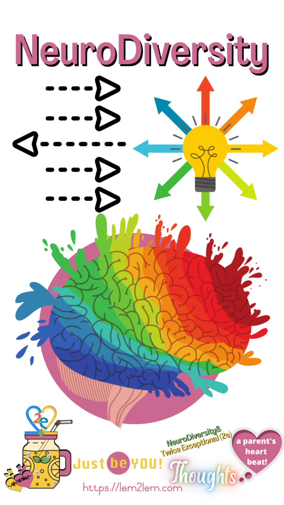 NeuroDiversity define for Lemon2Lemade © copyright