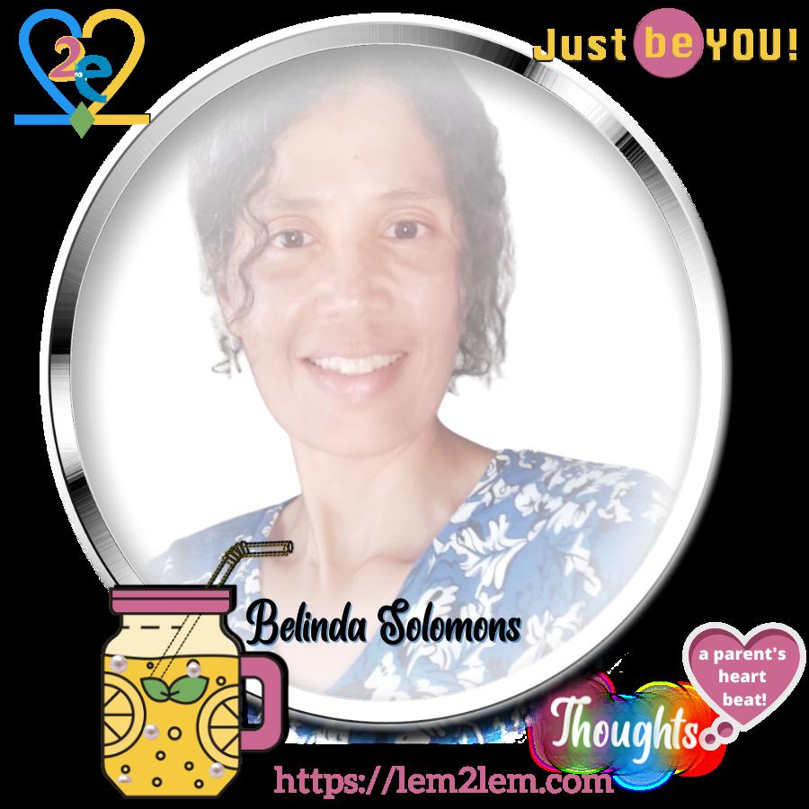 Belinda Solomons Life Consultant for woman Profile for Team LemonadeLem2Lem © copyright