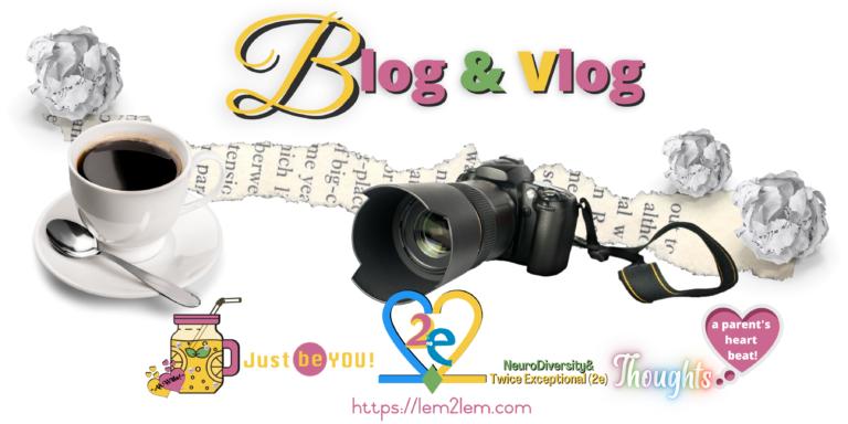 Blog & Vlog header for Lemon2Lemonade © copyright