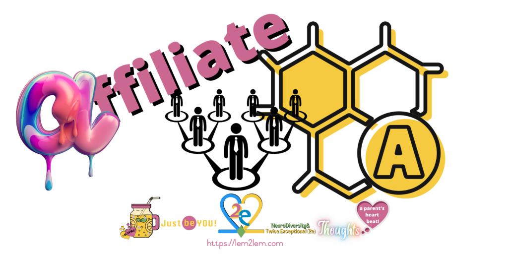 Affiliate header for Lemon2Lemonade © copyright