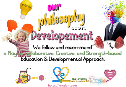Our Playful, Collaborative, Creative, and Strength-based Education & Developmental Approach for Lemon2Lemonade © copyright
